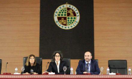 Comienza el V Congreso Internacional de Educación para el deporte de la UJA