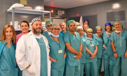 Cirujanos del Hospital de Jaén comparten habilidades en la I Jornada Hepática y Pancreática