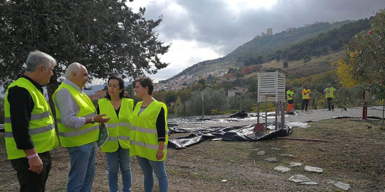 Mejora de las instalaciones y accesos de la Oficina Comarcal Agraria de Jaén