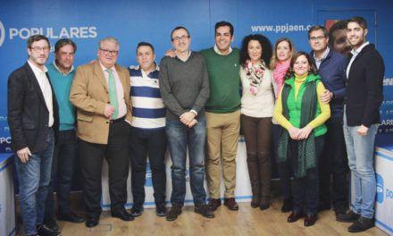 El PP nombra a Manuel Bonilla portavoz del Grupo Municipal Popular
