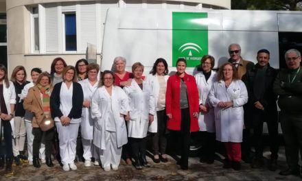 El Centro de Transfusión, Tejidos y Células de Jaén  incorpora una segunda nueva unidad móvil