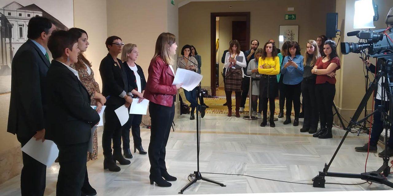 "Laura Berja califica de ""impresentable"" el bloqueo de Vox a las declaraciones institucionales sobre violencia de género"