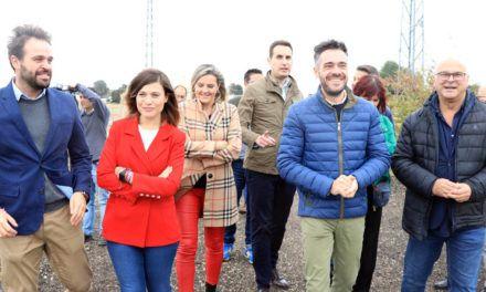 """Felipe Sicilia: """"La garantía de que la A-32 se vaya a ejecutar es que haya un Gobierno socialista a partir del 10-N"""""""