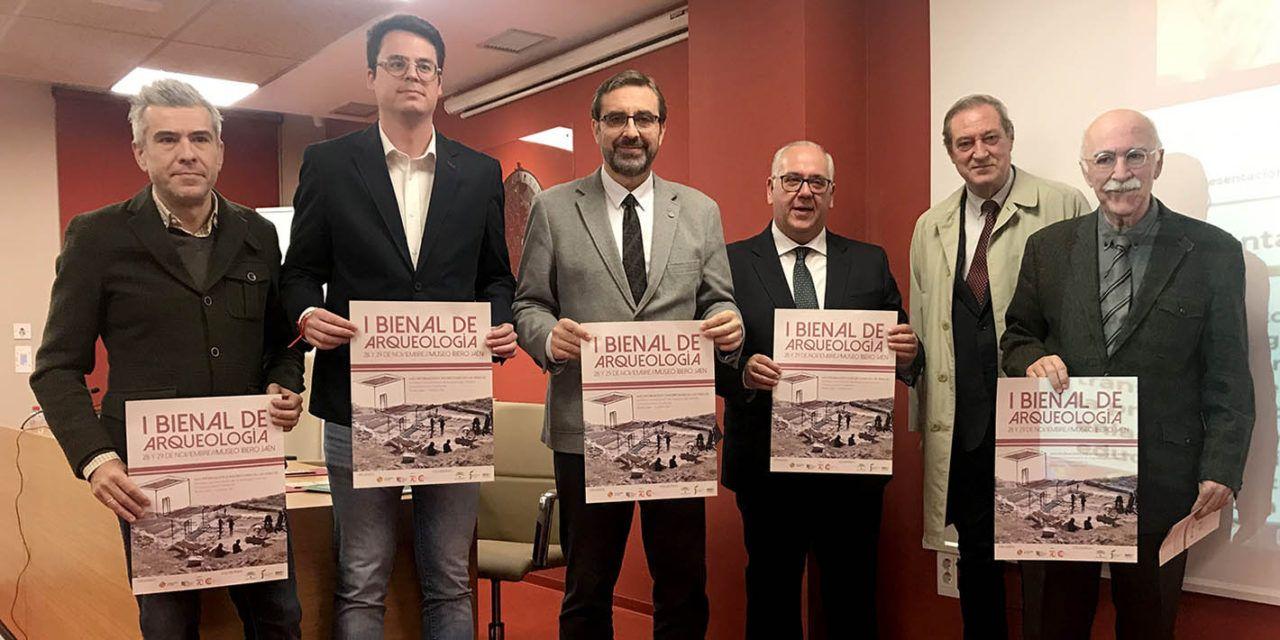 La I Bienal de Arqueología abordará el proceso de gestión del patrimonio arqueológico