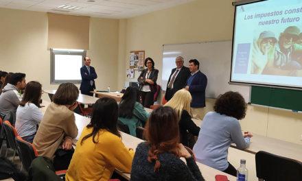 Comienza el Curso de Formación en Educación Cívico Tributaria en la Universidad de Jaén