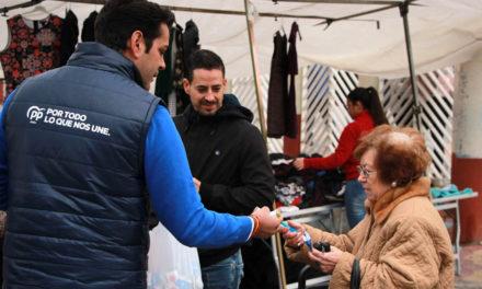 """Requena afirma que """"el futuro de esta ciudad y de la provincia solo tendrá esperanza bajo la unidad de un gobierno del Partido Popular"""""""
