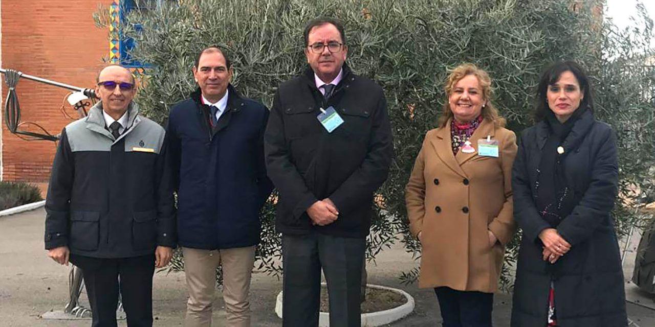 El secretario general de Instituciones Penitenciarias visita el Centro Penitenciario de Jaén, una 'prisión de respeto'