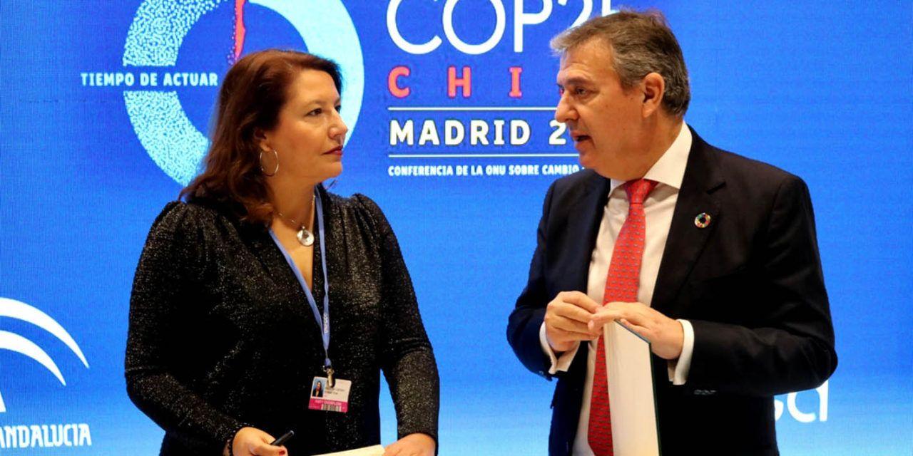 La Junta y Endesa firman en la COP 25 un convenio de colaboración para la protección de las aves