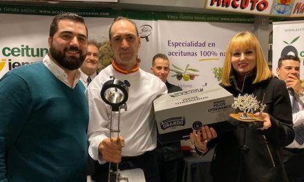 Gran acogida de la VI Feria del Aceite y el IV Concurso Nacional de Cortadores de Jamón