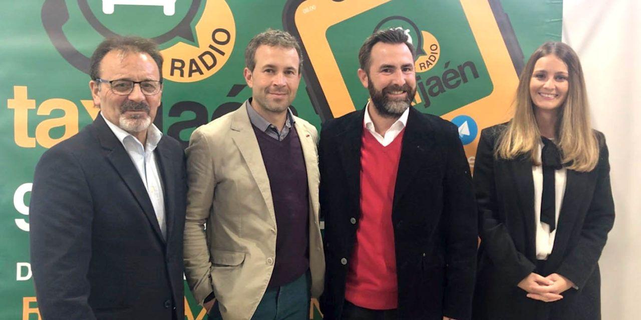 Los taxistas de Jaén lanzan su propia aplicación móvil