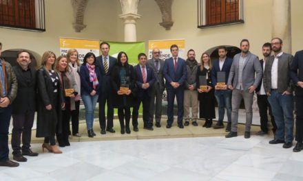 Reyes destaca que los Premios Emprende e Innova ayudan a visibilizar empresas y proyectos jiennenses de éxito