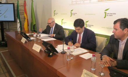 Diputación aporta otros 20.000 € para que la IGP Aceite de Jaén pueda avanzar y certificar AOVEs de máxima calidad