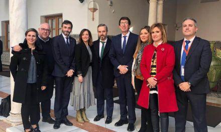 Maribel Lozano valora la aprobación de los nuevos Presupuestos, que invertirán 155 millones en Jaén