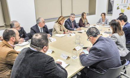 Jaén presente en el grupo de trabajo de Alcaldes de la ITI