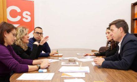 """Ciudadanos respalda en Jaén """"la importancia fundamental"""" de la labor sanitaria y social de las matronas"""