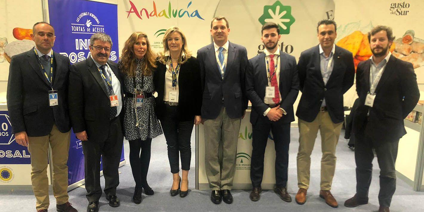 """La Junta promociona los productos y la gastronomía andaluza en Madrid Fusión con la marca """"Gusto del Sur"""""""