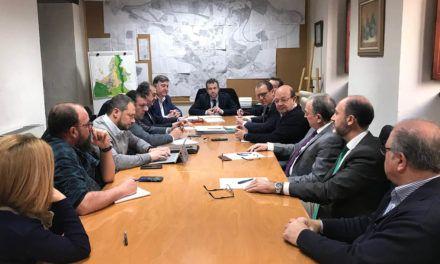 Jaén trabaja con la Mesa de la Construcción la hoja de ruta ante la inminente entrada en vigor de la nulidad del PGOU