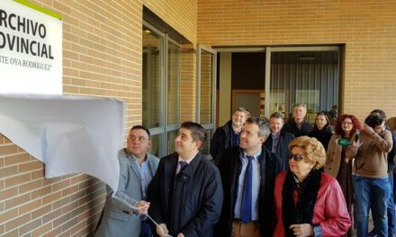 La nueva sede del Archivo Provincial albergará 20.000 cajas con documentos, miles de libros y planos sobre la historia jiennense