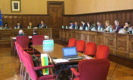 El pleno de Diputación pone a disposición de los ayuntamientos más de 6,2 millones de euros del Fondo de Cooperación