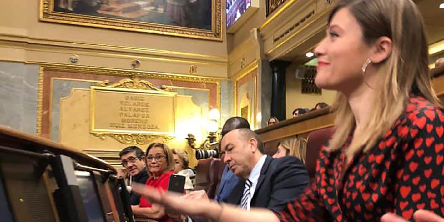 Laura Berja repite como portavoz de Igualdad del Grupo Parlamentario Socialista en el Congreso