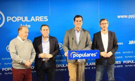 El Partido Popular afirma que será quien lleve los problemas de Jaén al Congreso