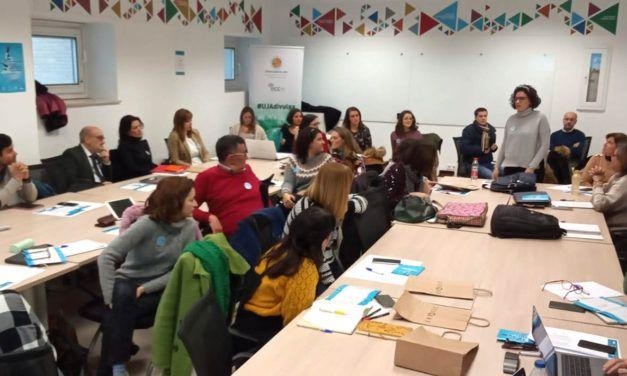 La UJA y Fundación Descubre organizan 'Espacio 100cia' para potenciar las habilidades de comunicación y divulgación del personal investigador