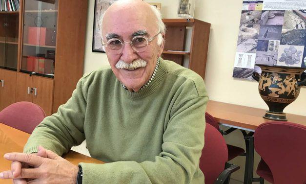 Arturo Ruiz considera que la concesión de la Medalla de Oro al Mérito en las Bellas Artes reconoce la investigación sobre la cultura íbera y su reivindicación como referente internacional