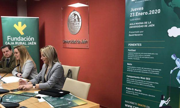 La UJA acogerá la octava edición del CMDAYJAÉN-Fundación Caja Rural 2020