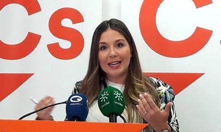 """Raquel Morales: """"Gracias a su buena gestión en el Gobierno andaluz Cs ha conseguido dar la vuelta a los datos del paro"""""""