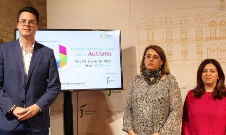 El I Congreso Internacional sobre Autismo convertirá a Jaén en epicentro mundial de la formación sobre TEA