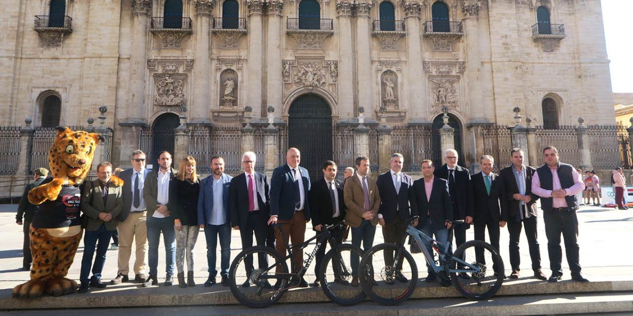 Presentada en Jaén la 'Andalucía Bike Race 2020'
