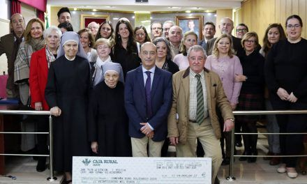 El Colegio de Abogados de Jaén pone en marcha una nueva edición del programa del Euro Solidario