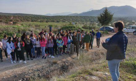 Agricultura conciencia a un centenar de jóvenes sobre la conservación de los humedales