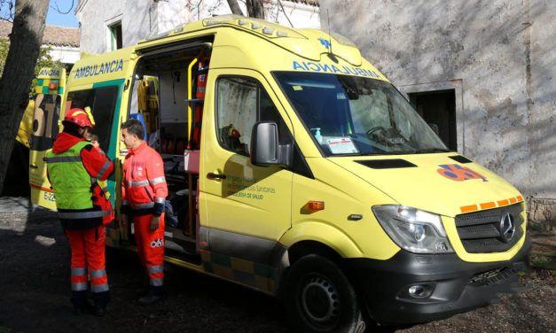 Los jienenses valoran con un 9,6 sobre diez el servicio recibido por los equipos de emergencias sanitarias 061