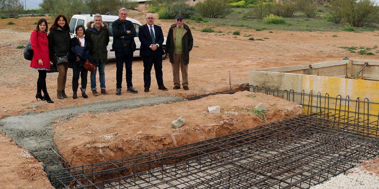 El arqueódromo del yacimiento de Puente Tablas se convertirá en un importante recurso para dar a conocer la cultura ibera