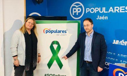 El PP de Jaén aplaude que el gobierno andaluz reclame a Sánchez la reducción del 100% IRPF para el sector del olivar