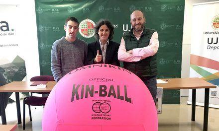 La Universidad de Jaén acoge el sábado el Campeonato de España Junior de Kin-Ball