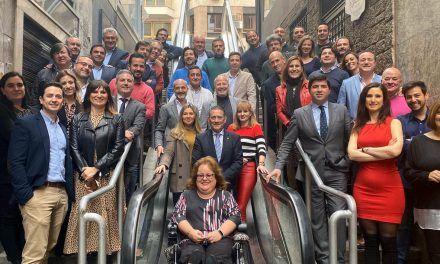 """Imbroda: """"En Jaén se respira un aire renovado desde que Cs está en la Junta, la Diputación y los Ayuntamientos"""""""