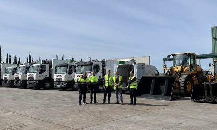 Resurja invierte más de un millón de euros en la renovación de su flota