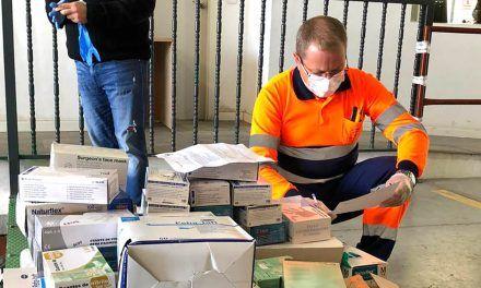 CRISIS CORONAVIRUS | Varios centros educativos donan material de protección al Hospital de Úbeda
