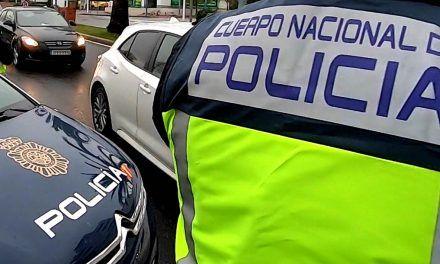 SUCESOS | La Policía Nacional detiene en Jaén a un hombre y una mujer por la distribución de unas fotografías íntimas