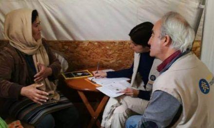 Dos profesionales de Jaén atienden a 350 mujeres en un proyecto de asistencia médica en Lesbos