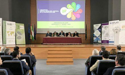 El I Encuentro Ciencia-Tecnología-Empresa de la provincia de Jaén aborda con los agentes la mejora de su competitividad