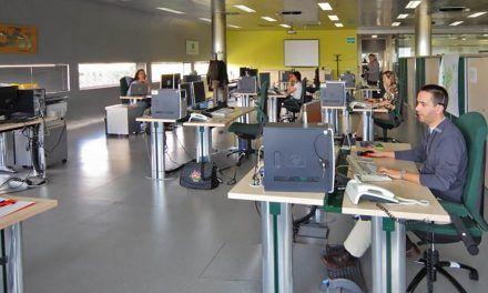 La actividad del centro coordinador 061 en Jaén regresa a niveles anteriores al inicio de la crisis