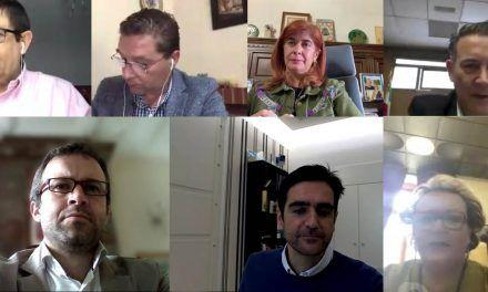 Diputación coordina con los ayuntamientos de más de 20.000 habitantes las acciones durante esta crisis sanitaria