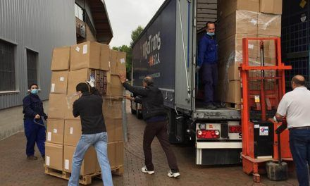 Diputación distribuirá mascarillas entre profesionales de ayuda a domicilio y de recogida de basuras de Resurja