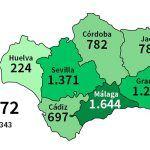 CRISIS CORONAVIRUS   La provincia de Jaén acumula 788 positivos por Covid-19