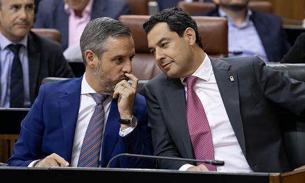 Andalucía cierra 2019 con superávit en el primer año del Gobierno del cambio