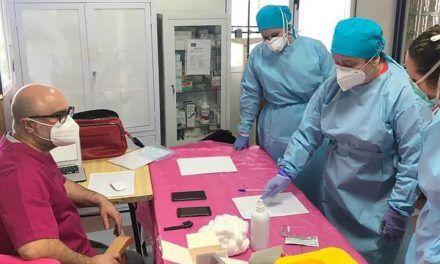 La Junta realiza 8.601 test rápidos de Covid-19 para detectar casos en las residencias de Jaén