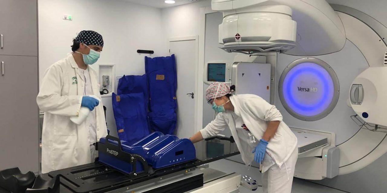 Oncología Radioterápica del Hospital de Jaén organiza su servicio frente al Covid-19